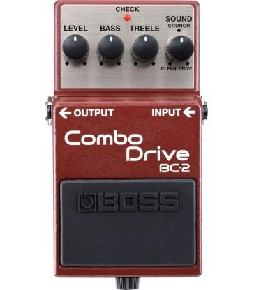 Boss Combo Drive BC-2