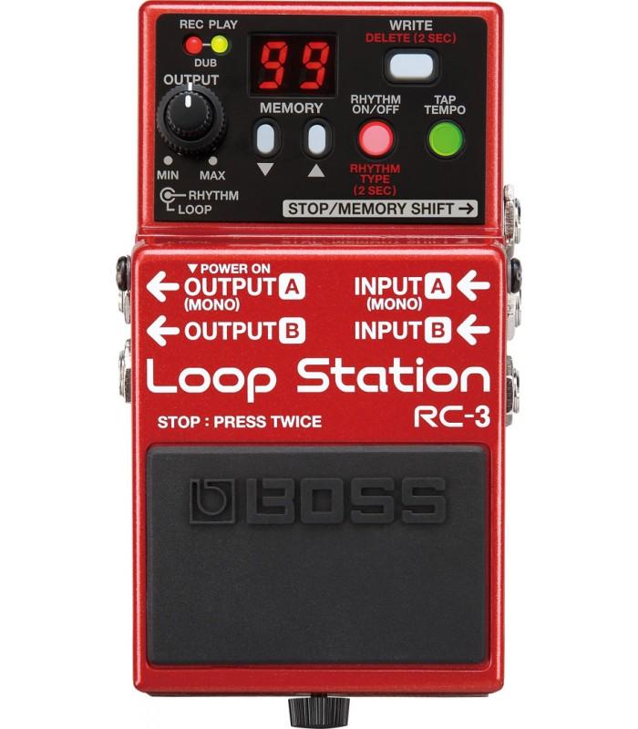 Boss Loop Station RC-3