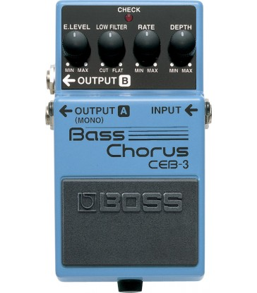 Boss compresor Cs-3