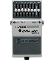 Boss equalitzador GEB-7