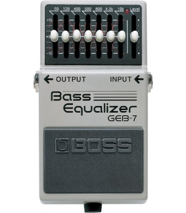 Boss equalitzador GEB-7