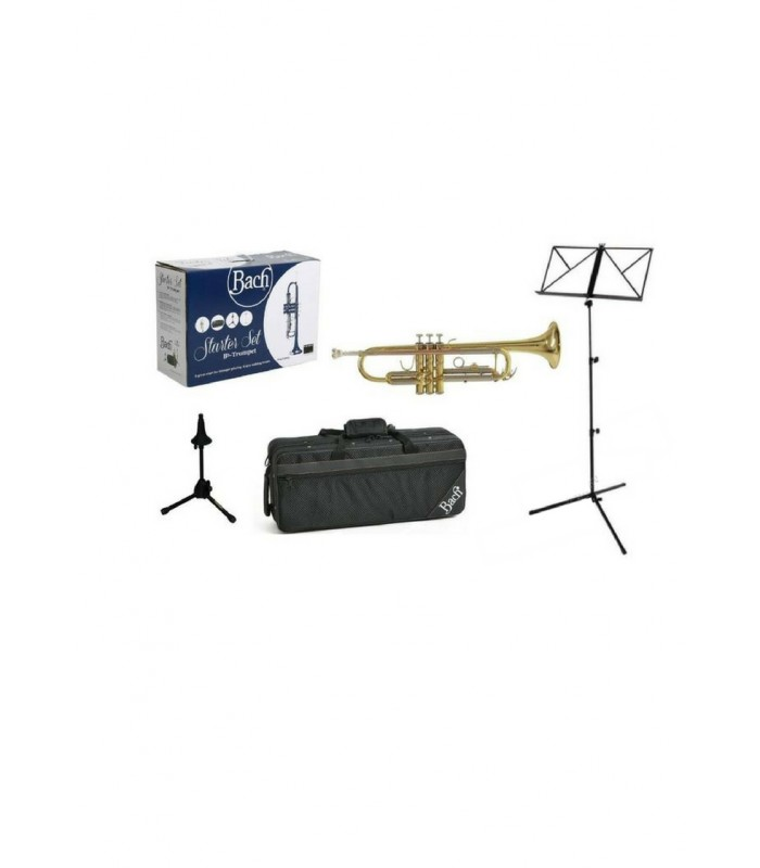 Bach Tr 650 Pack