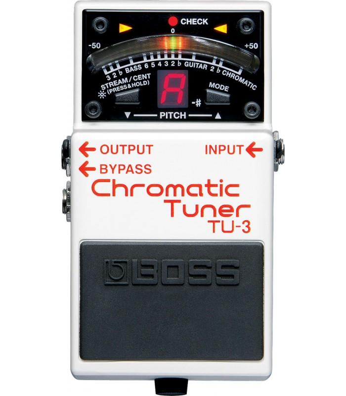 Boss Cromatic afinador TU-3
